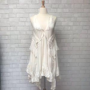 IRO White Skeeter Dress